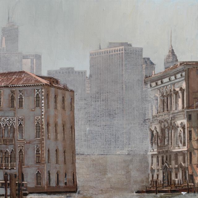 Patrick Pietropoli, 'Palazzo Grassi', Hugo Galerie