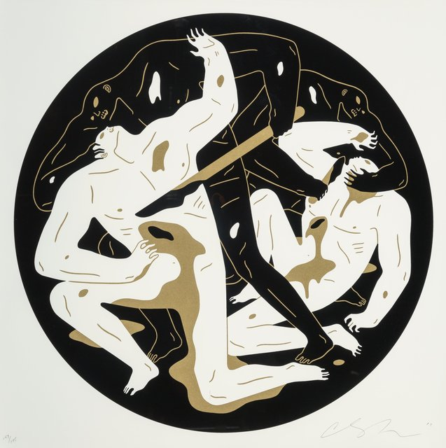 Cleon Peterson, 'This is Darkness II (White)', 2017, Heritage Auctions