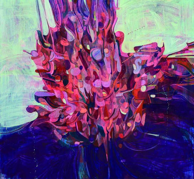 , 'Launch,' 2014, Gallery EM