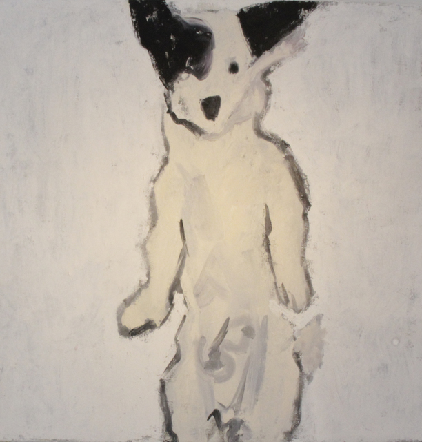 , 'Leaping Dog,' 2013, The Lionheart Gallery