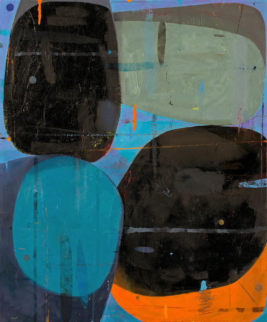 Deborah Zlotsky, 'Cornered', 2015, Kathryn Markel Fine Arts