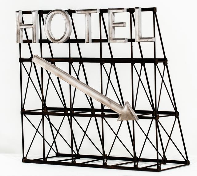Drew Leshko, 'Hotel with Arrow', 2019, Paradigm Gallery + Studio
