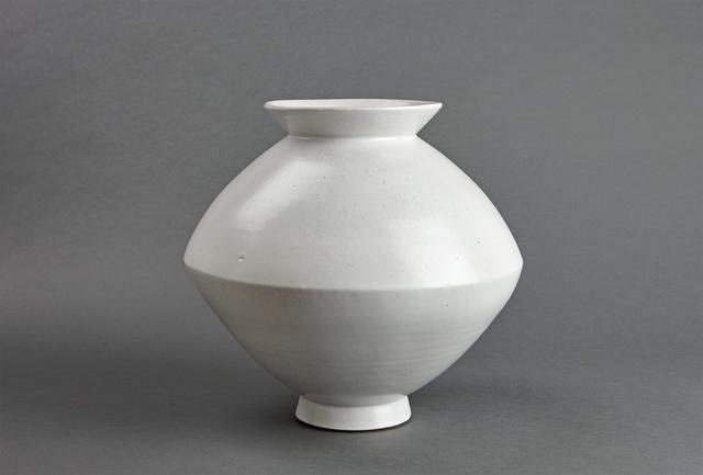 , 'Spindle vase, petalite and feldspar glaze,' , Pucker Gallery