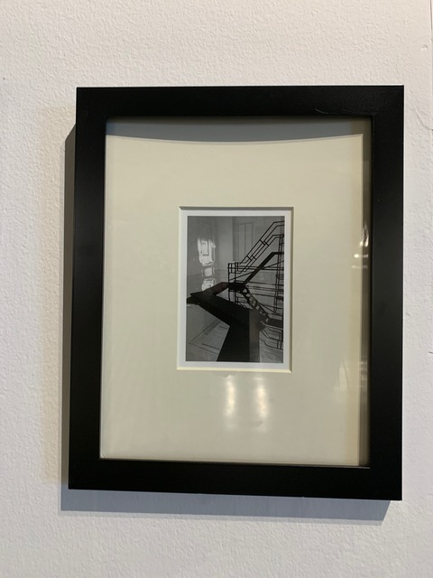 Lj., 'photograph framed in black', 2014, Photography, Digital silver gelatin print on fine art photo paper, mounted on museum level archival board, 917 Fine Arts