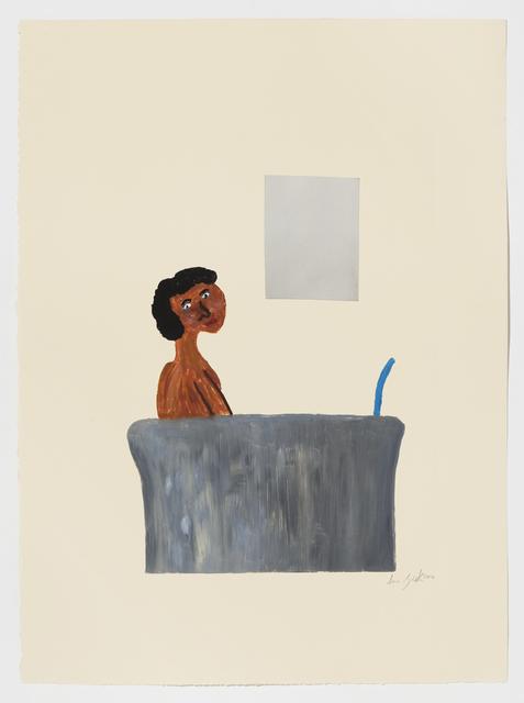 , 'Man in Bath,' 2016, Childs Gallery