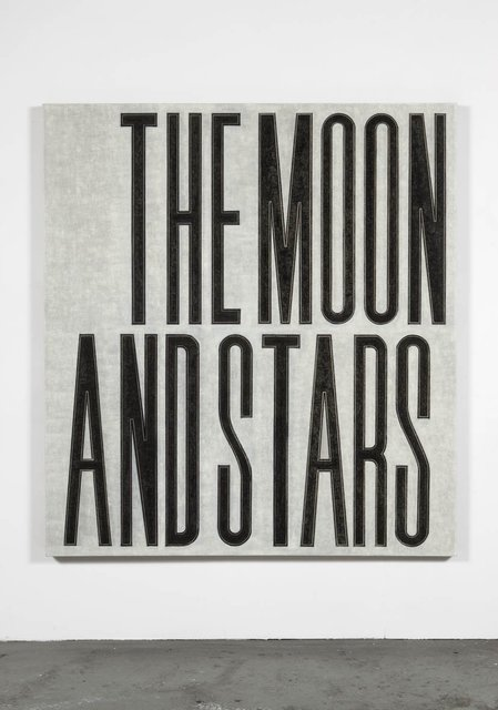 , 'Moon and Stars,' 2009, Ingleby Gallery