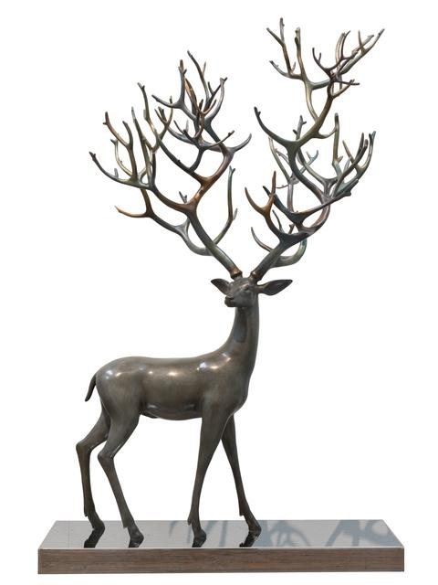 , 'Rebirth-Deer  再生-鹿,' 2016, ESTYLE ART GALLERY 藝時代畫廊