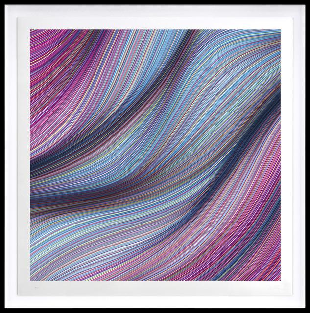 , 'Wave Blend,' 2018, StolenSpace Gallery