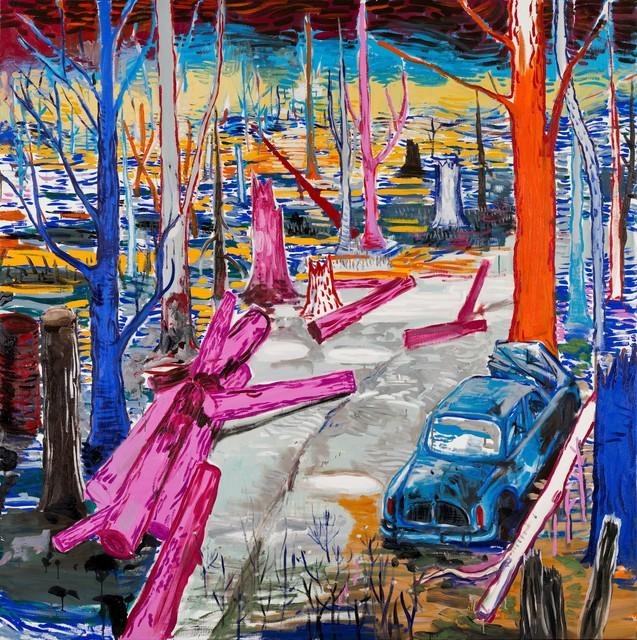 , 'Gordini,' 2015, Frolov Gallery