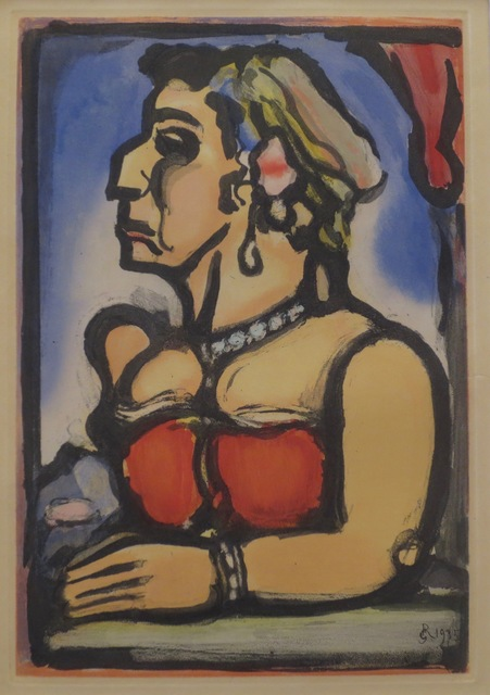 Georges Rouault, 'Madame Carmencita', 1938, Isselbacher Gallery