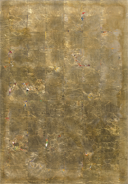 , 'Reverse Glass Painting No.14,' 2013, JanKossen Contemporary