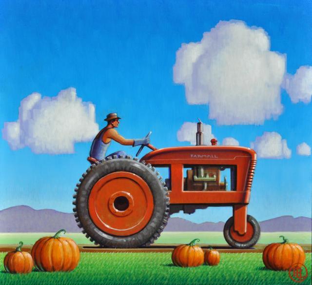 , 'Autumn,' 2015, Bonner David Galleries