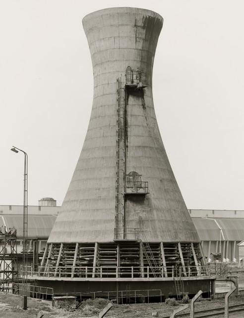 , 'Kühlturm, Geleen Limburg, NL,' 1968, Ludorff