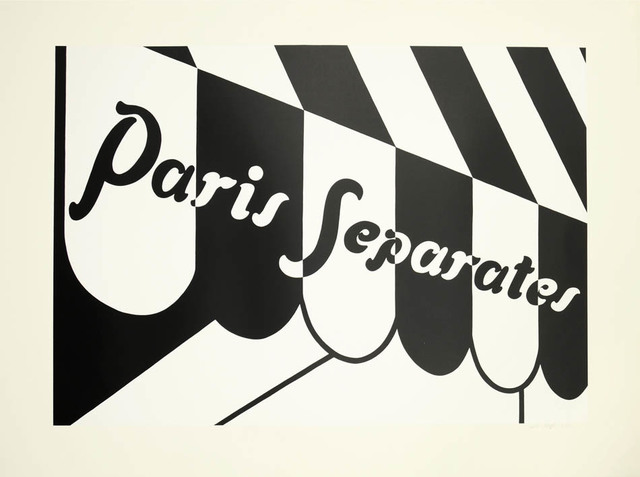 , 'Paris Separates ,' , Shapero Modern