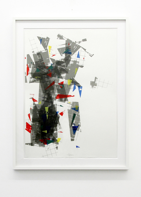 , 'Space Print II,' 2017, Mini Galerie