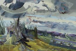 , 'Midsummer Burn Pile,' 2011, C. Grimaldis Gallery