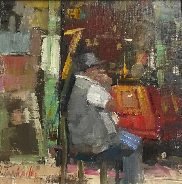 , 'Paris Flea Market,' ca. 2018, Gildea Gallery