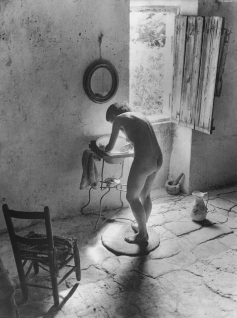 , 'Le nu provencal,' 1949, Argentic
