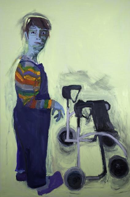 , 'Wheelie,' 2002, Flowers
