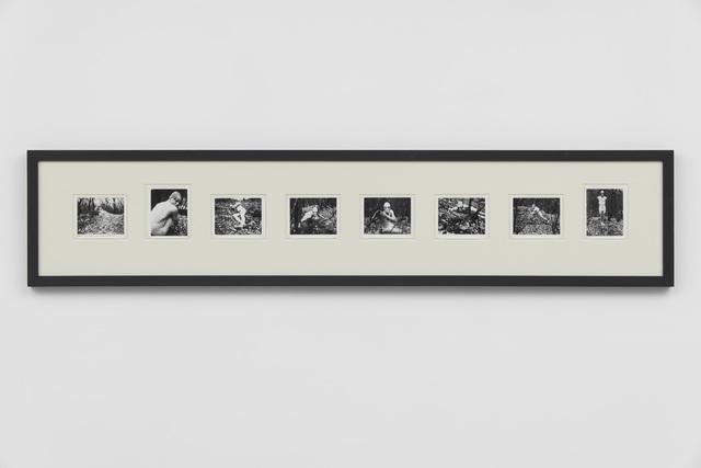 Ulay, 'Elf', 1974-1975, Richard Saltoun