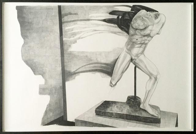 , 'Greek Statue,' 2015, Deweer Gallery