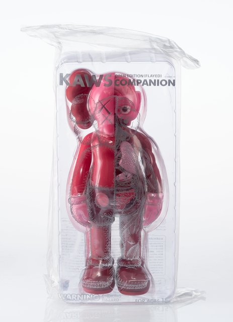 KAWS, 'Dissected Companion (Blush)', 2016, Heritage Auctions