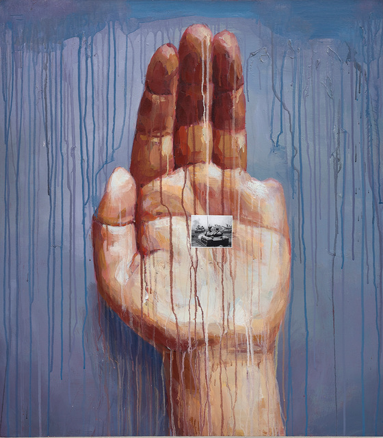 Sheng Qi, 'Untitled (My Left Hand Series)', 2006, Phillips