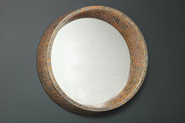 Roland Mellan, 'Narcisse Mirror', 2012, Twenty First Gallery