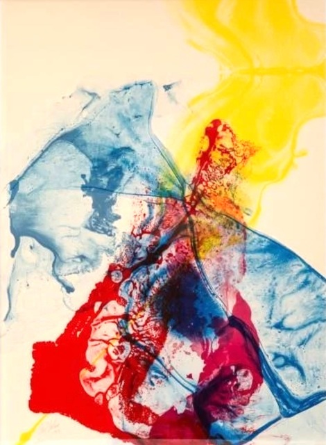 Paul Jenkins, 'Phenomena: Katherine Wheel', 1969, Kunzt Gallery