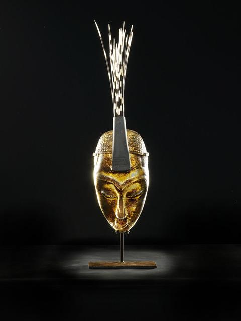 , 'Metallic Petite Serafina,' , CODA Gallery