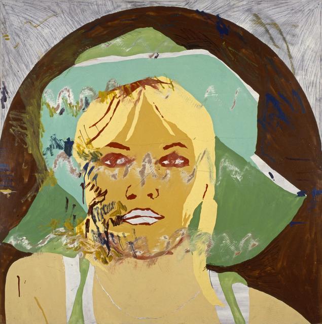 , 'Brigette Bardot,' 1967, Statens Museum for Kunst