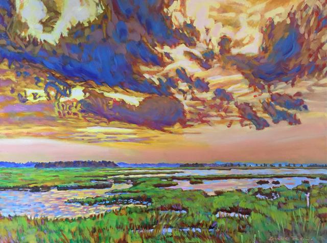 , 'Edge of Seventeen ,' , Copley Society of Art