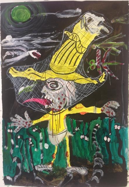 , 'Garden in Springtime,' 2014, Paraphé