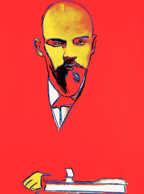 Andy Warhol, 'Red Lenin II.403', 1987, OSME Fine Art