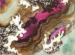 , 'Sunken Treasure Ruby #12,' 1993, ACA Galleries