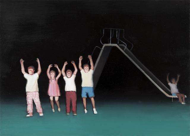, 'Slide,' 2014, Yiri Arts