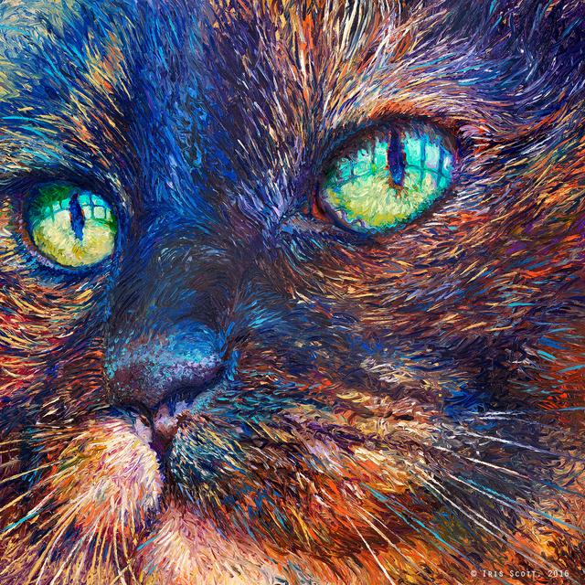, 'Foxy (Embellished Artist's Proof),' 2018, Filo Sofi Arts