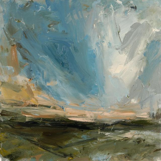 , 'Deep turquoise (Bojewyan),' 2018, Cadogan Contemporary