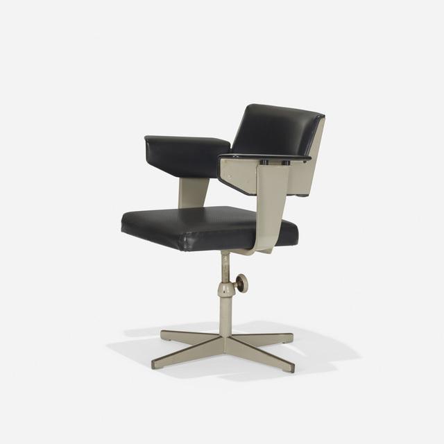 Friso Kramer, 'Resort desk chair', 1960, Rago/Wright