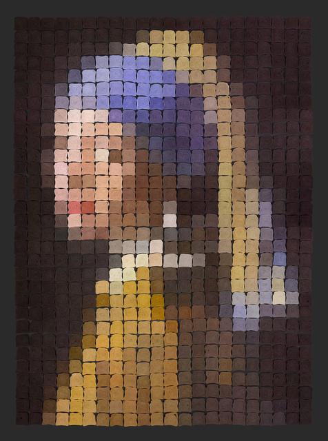 , 'Digestible Art - Vermeer ,' 2016, DTR Modern Galleries