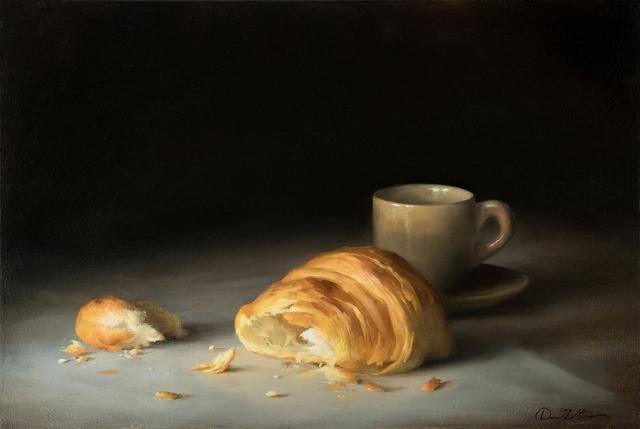, 'Croissant,' 2018, Zemack Contemporary Art