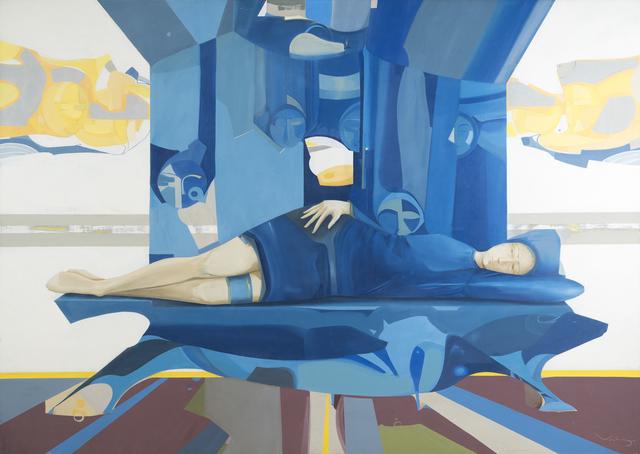 , 'Gossip,' 2012, Ararat Gallery