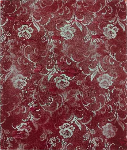 , '9 Crimson Roses,' 2017, Galería Pelaires