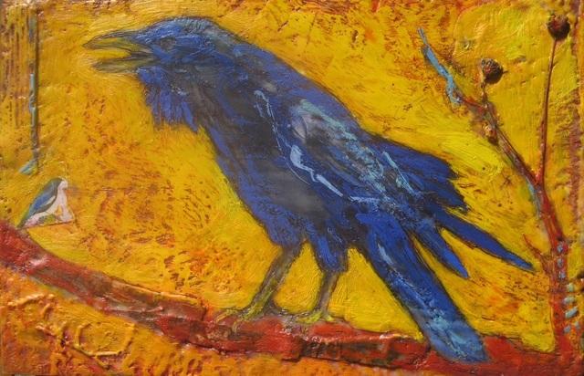 Marcie Wolf-Hubbard, 'Big Bird, Little Bird', Zenith Gallery