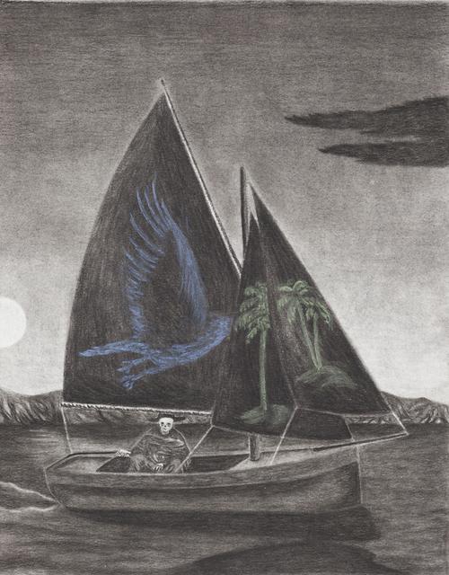 , 'New Sails,' 2017, Galleri Magnus Karlsson