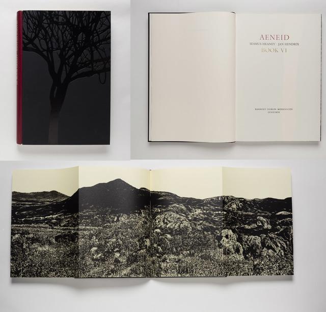 , 'Aeneid Book VI,' 2016, Galería La Caja Negra
