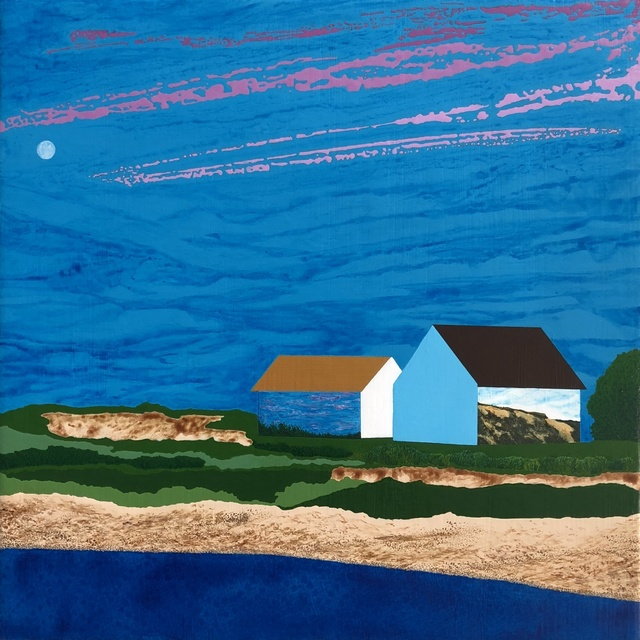 James Isherwood, 'The Day Moon', 2018, Susan Eley Fine Art
