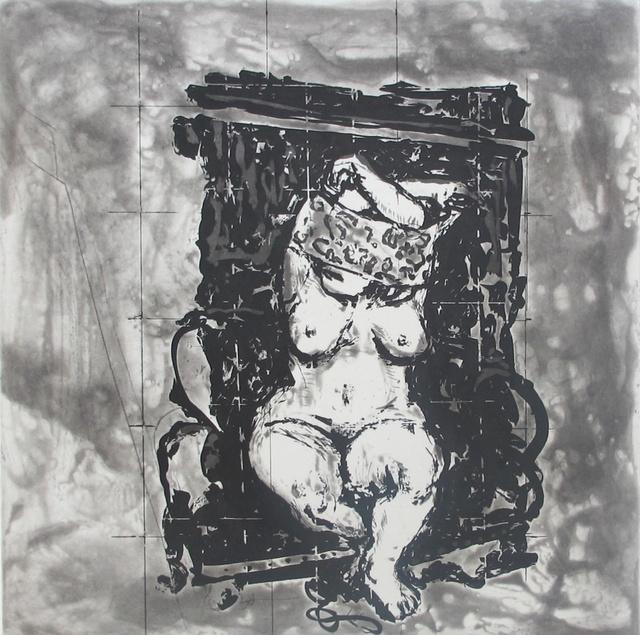 , 'West Coast Series (Set of 5 Prints), Black Chair,' 2010, David Krut Projects