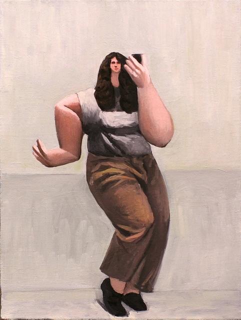 , 'Selfie Pose,' 2018, Massey Klein Gallery