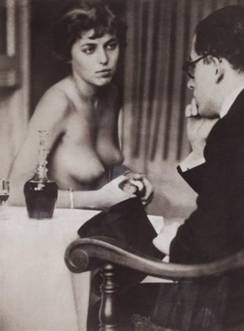 Josef Breitenbach, 'Dr. Riegler and J. Greno', 1933, Jackson Fine Art